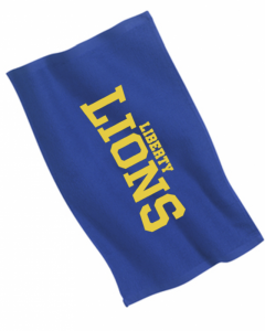 Lionbackers - Rally Towel