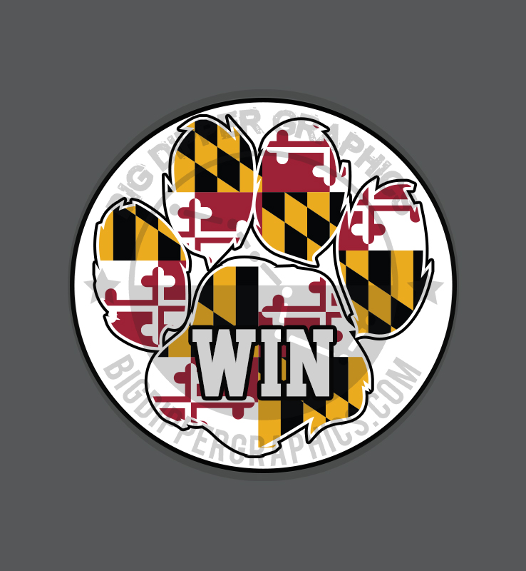 Winfield Elementary MD DECAL