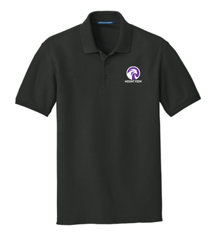 Mount View Port Authority Core Classic Pique Polo