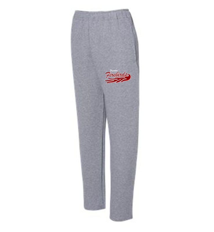 Firebirds Russell Athletic - Dri Power Open Bottom Sweatpants