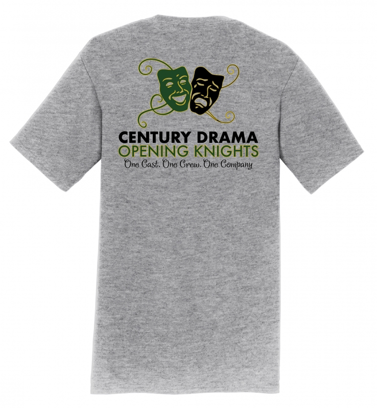 CENTURY DRAMA  Fan Favorite Tee
