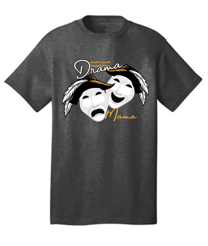 Stagelighters Booster Club Parent Shirt