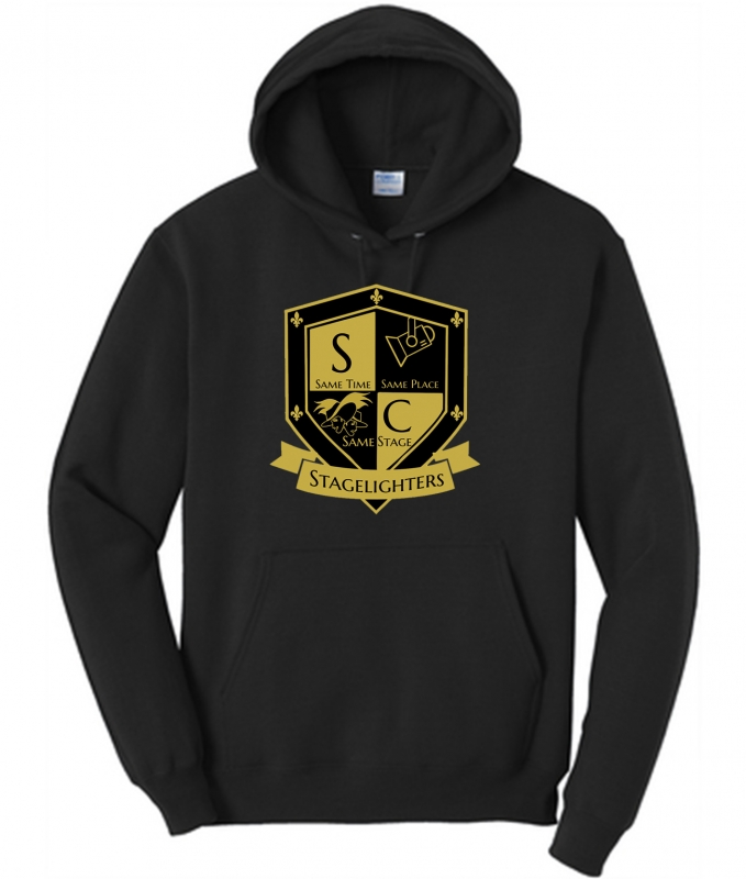 Stagelighters Hoodie Pullover Sweat Shirt
