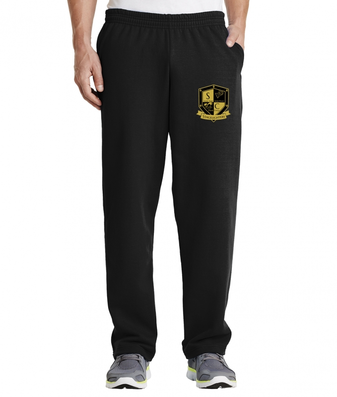 Stagelighters Fleece Sweatpant with Pockets