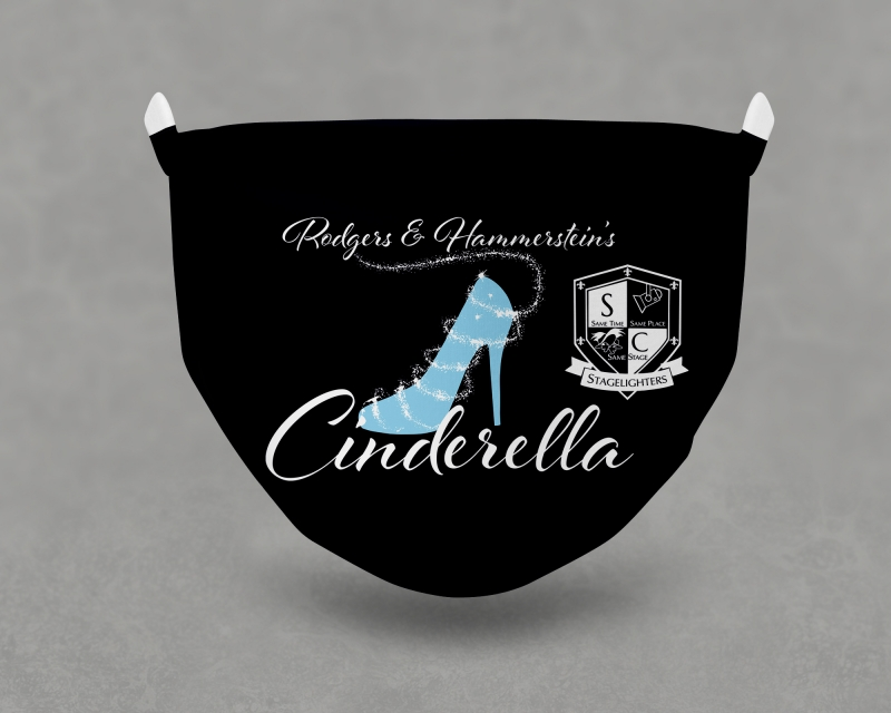 SC Stage Lighters Cinderella Mask
