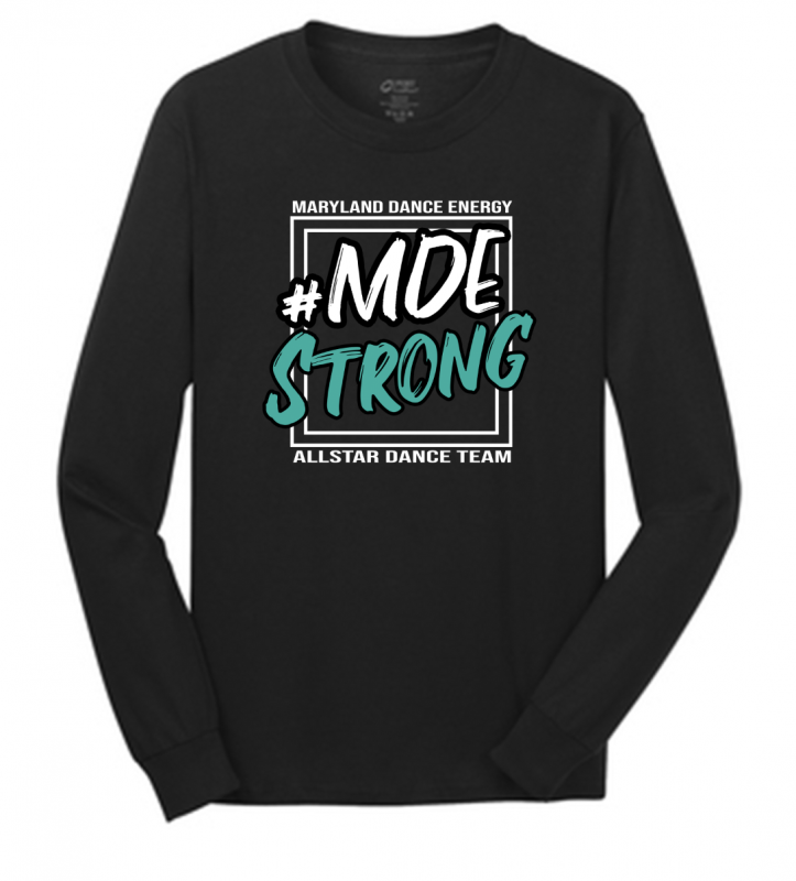 MDE Strong Long Sleeve
